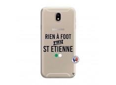 Coque Samsung Galaxy J7 2015 Rien A Foot Allez St Etienne