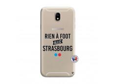 Coque Samsung Galaxy J7 2015 Rien A Foot Allez Strasbourg