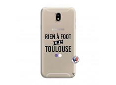 Coque Samsung Galaxy J7 2015 Rien A Foot Allez Toulouse