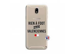 Coque Samsung Galaxy J7 2015 Rien A Foot Allez Valenciennes