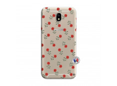 Coque Samsung Galaxy J7 2015 Rose Pattern