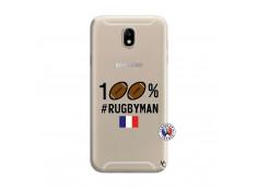 Coque Samsung Galaxy J7 2015 100% Rugbyman