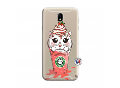 Coque Samsung Galaxy J7 2015 Catpucino Ice Cream