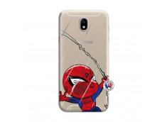 Coque Samsung Galaxy J7 2015 Spider Impact