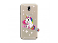 Coque Samsung Galaxy J7 2015 Sweet Baby Licorne