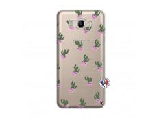 Coque Samsung Galaxy J7 2016 Cactus Pattern