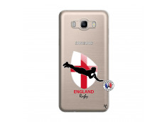 Coque Samsung Galaxy J7 2016 Coupe du Monde Rugby-England