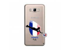 Coque Samsung Galaxy J7 2016 Coupe du Monde de Rugby-France