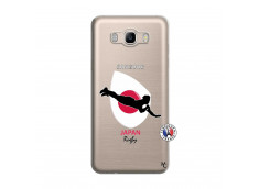 Coque Samsung Galaxy J7 2016 Coupe du Monde Rugby-Japan