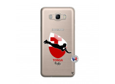 Coque Samsung Galaxy J7 2016 Coupe du Monde Rugby-Tonga