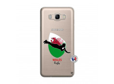 Coque Samsung Galaxy J7 2016 Coupe du Monde Rugby-Walles