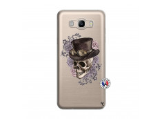 Coque Samsung Galaxy J7 2016 Dandy Skull