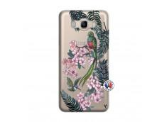 Coque Samsung Galaxy J7 2016 Flower Birds