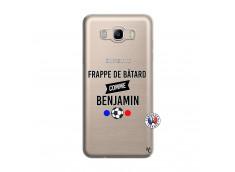 Coque Samsung Galaxy J7 2016 Frappe De Batard Comme Benjamin