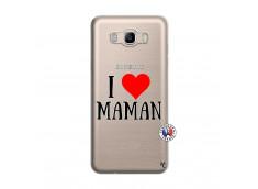 Coque Samsung Galaxy J7 2016 I Love Maman