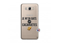Coque Samsung Galaxy J7 2016 Je M En Bas Les Cacahuetes