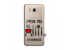 Coque Samsung Galaxy J7 2016 Je Peux Pas J Ai Barbecue