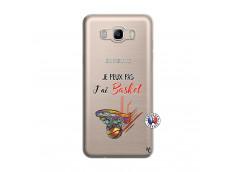 Coque Samsung Galaxy J7 2016 Je Peux Pas J Ai Basket