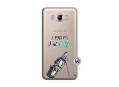 Coque Samsung Galaxy J7 2016 Je Peux Pas J Ai Golf