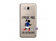 Coque Samsung Galaxy J7 2016 Je Peux Pas J Ai Les Bleues