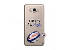 Coque Samsung Galaxy J7 2016 Je Peux Pas J Ai Rugby