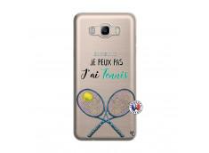 Coque Samsung Galaxy J7 2016 Je Peux Pas J Ai Tennis