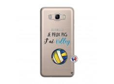Coque Samsung Galaxy J7 2016 Je Peux Pas J Ai Volley