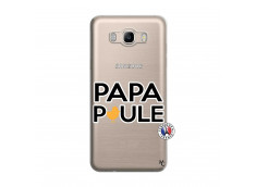 Coque Samsung Galaxy J7 2016 Papa Poule