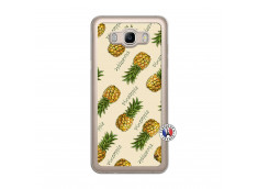 Coque Samsung Galaxy J7 2016 Sorbet Ananas Translu