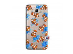 Coque Samsung Galaxy J7 2016 Poisson Clown