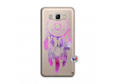 Coque Samsung Galaxy J7 2016 Purple Dreamcatcher
