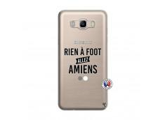 Coque Samsung Galaxy J7 2016 Rien A Foot Allez Amiens
