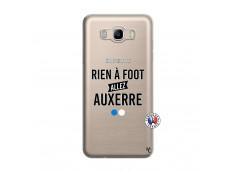 Coque Samsung Galaxy J7 2016 Rien A Foot Allez Auxerre