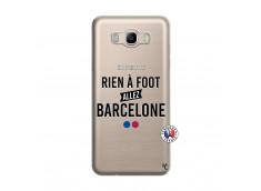Coque Samsung Galaxy J7 2016 Rien A Foot Allez Barcelone