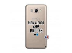 Coque Samsung Galaxy J7 2016 Rien A Foot Allez Bruges