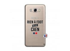 Coque Samsung Galaxy J7 2016 Rien A Foot Allez Caen