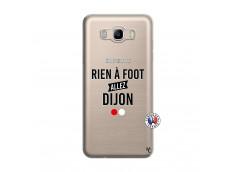 Coque Samsung Galaxy J7 2016 Rien A Foot Allez Dijon