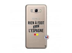 Coque Samsung Galaxy J7 2016 Rien A Foot Allez L'Espagne