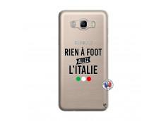 Coque Samsung Galaxy J7 2016 Rien A Foot Allez L'Italie