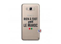Coque Samsung Galaxy J7 2016 Rien A Foot Allez Le Maroc