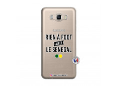Coque Samsung Galaxy J7 2016 Rien A Foot Allez Le Senegal