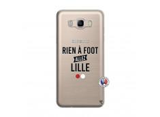 Coque Samsung Galaxy J7 2016 Rien A Foot Allez Lille