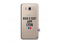 Coque Samsung Galaxy J7 2016 Rien A Foot Allez Lyon
