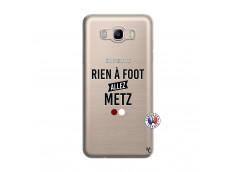 Coque Samsung Galaxy J7 2016 Rien A Foot Allez Metz