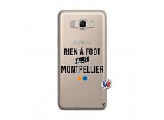 Coque Samsung Galaxy J7 2016 Rien A Foot Allez Montpellier