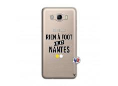 Coque Samsung Galaxy J7 2016 Rien A Foot Allez Nantes