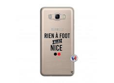 Coque Samsung Galaxy J7 2016 Rien A Foot Allez Nice