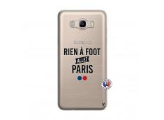 Coque Samsung Galaxy J7 2016 Rien A Foot Allez Paris