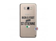 Coque Samsung Galaxy J7 2016 Rien A Foot Allez St Etienne