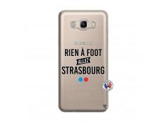 Coque Samsung Galaxy J7 2016 Rien A Foot Allez Strasbourg